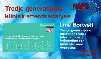 Tredje generasjons klinisk atferdsanalyse