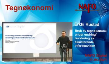 Tegnøkonomi-Rustad