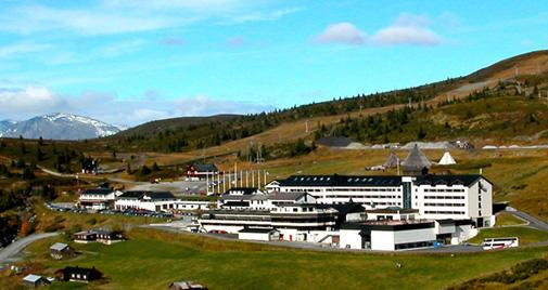 Storefjell Høyfjellshotell Sommer
